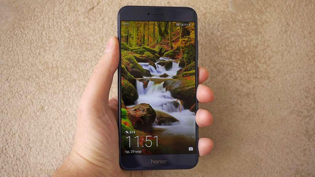 Дисплей Huawei Honor V9