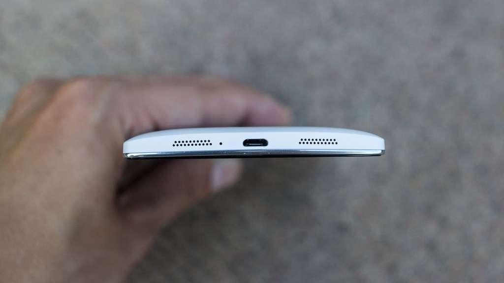 Звук у OnePlus отменный.
