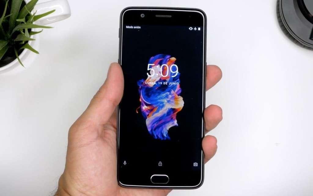 OnePlus 5 дизайн