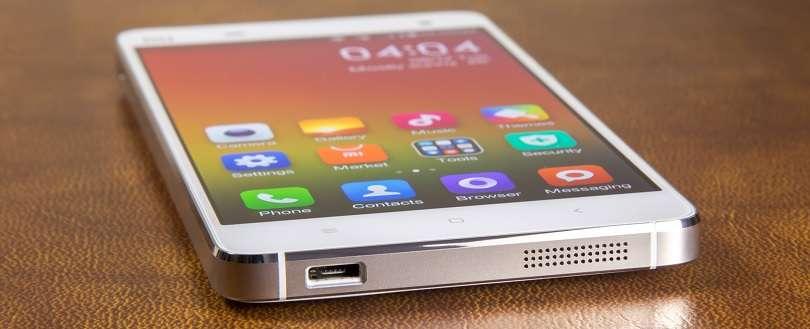 Разъём для зарядки Xiaomi Mi4