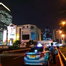 Xiaomi Mi Mix фото на основную камеру ночью