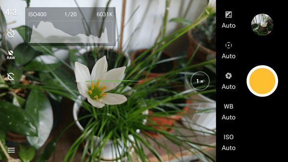 OnePlus 5 пример фотографии