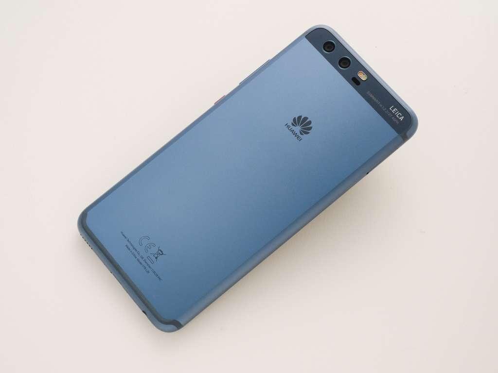 Huawei P10 plus задняя панель