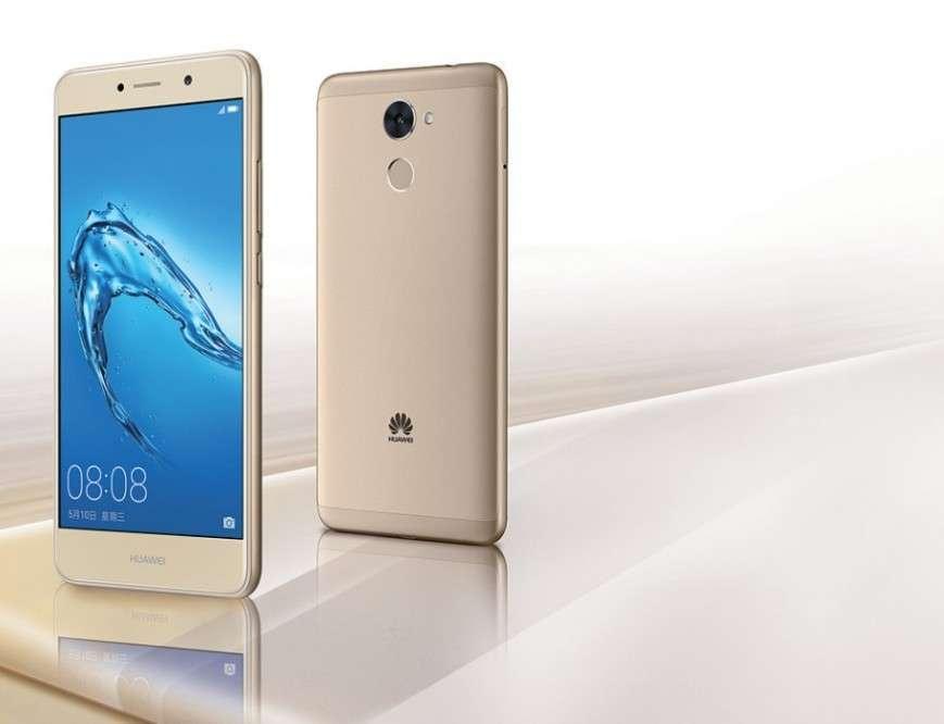 Huawei Y7 экран