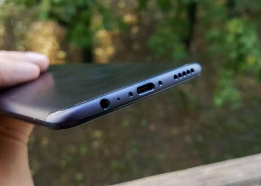 OnePlus 5 динамик