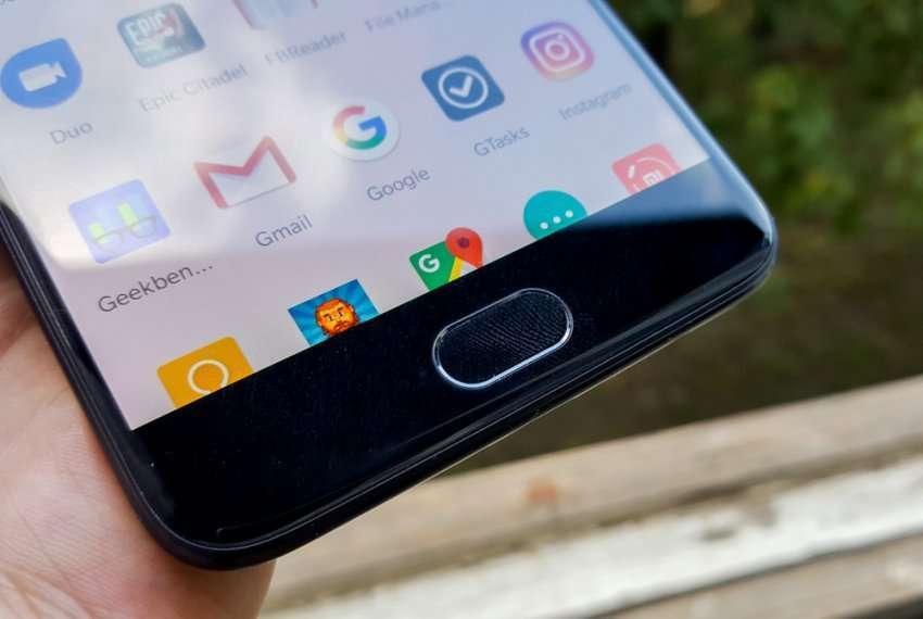 OnePlus 5 нижний торец