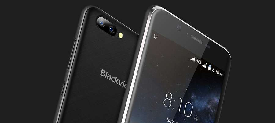 Blackview A7 камера