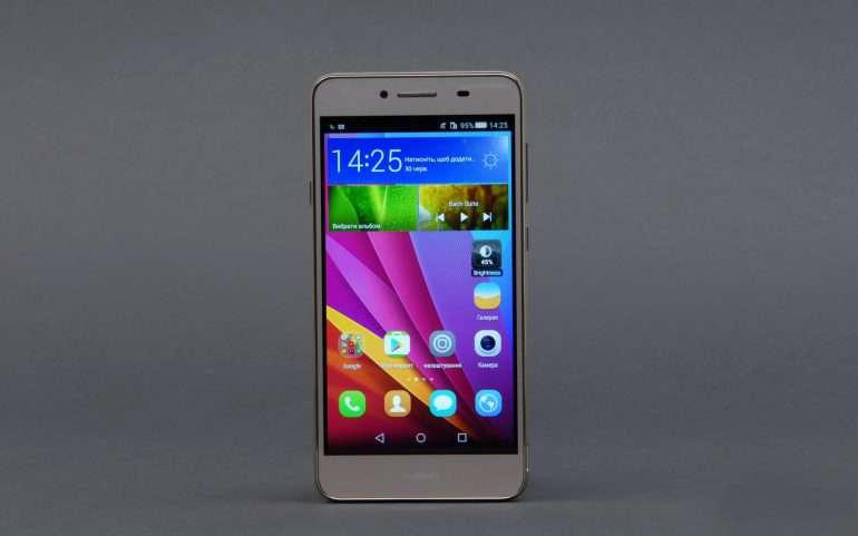 Huawei Y6 Pro дизайн