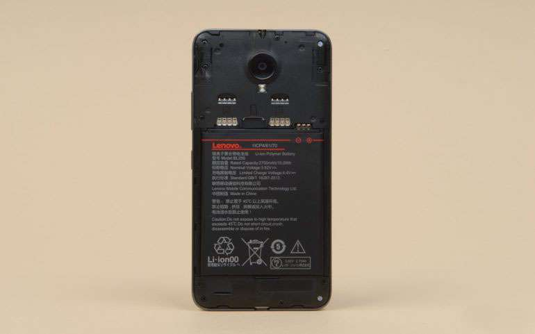 Lenovo Vibe C2 Power аккумулятор
