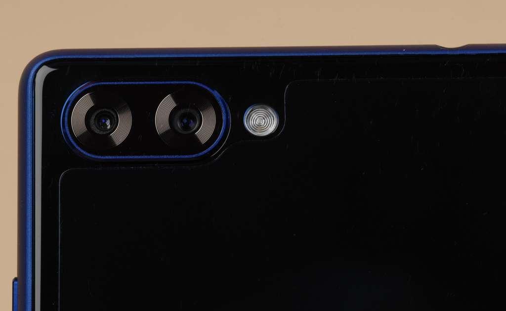 Основная камера DOOGEE MIX 4
