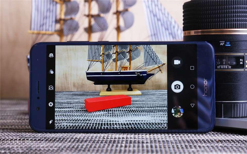 Huawei Honor V9 Пример фото