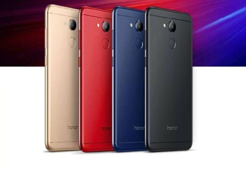 Цвета Huawei Honor V9