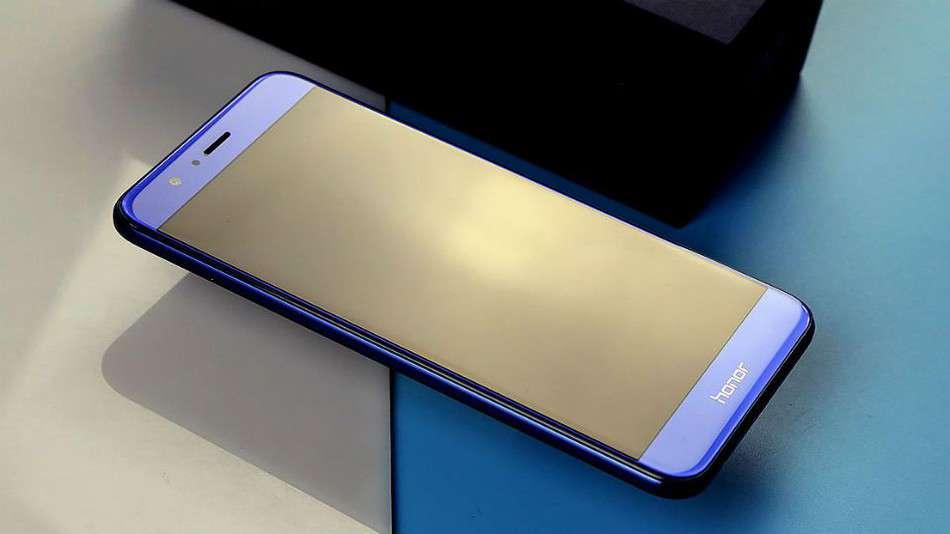 Huawei Honor 8 Lite дизайн
