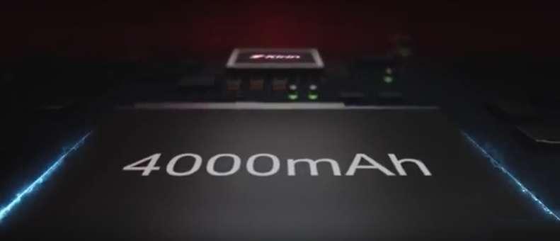 Аккумулятор 4000mAh