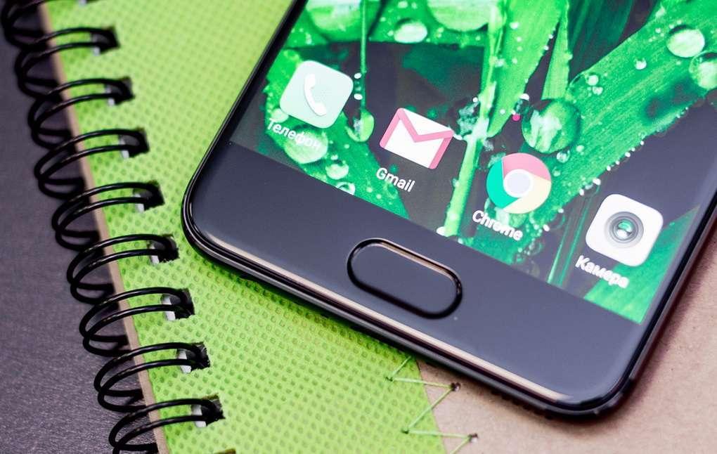 """Huawei P10 Premium кнопка """"Домой"""""""