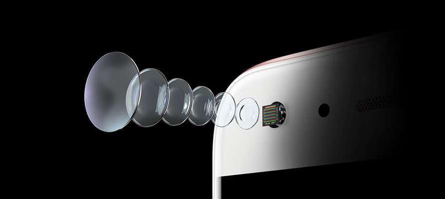 Фронтальная камера Huawei P10 Premium