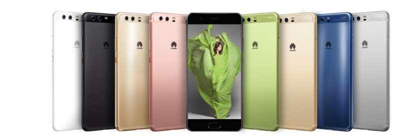 Цвета Huawei P10 Premium