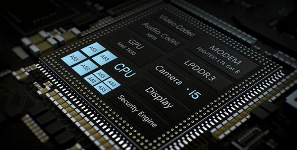 Huawei Nova 2 Plus процессор