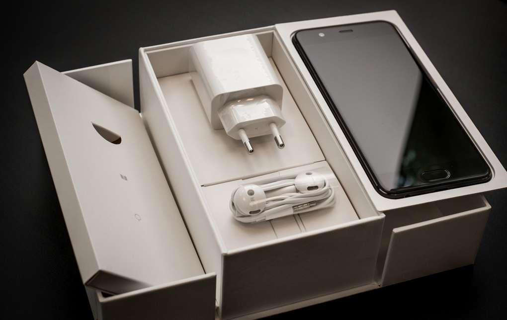Huawei P10 plus коиплектация
