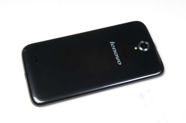 задняя панель Lenovo A850i