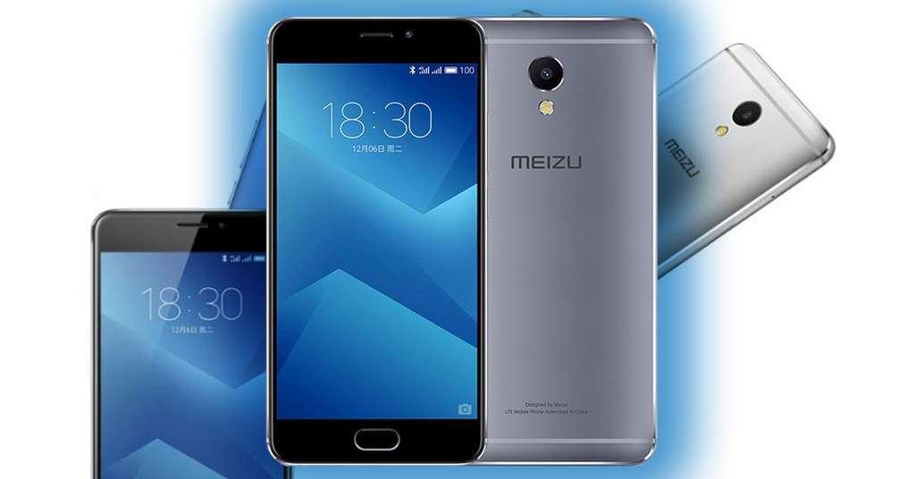 дисплей Meizu M5 Note
