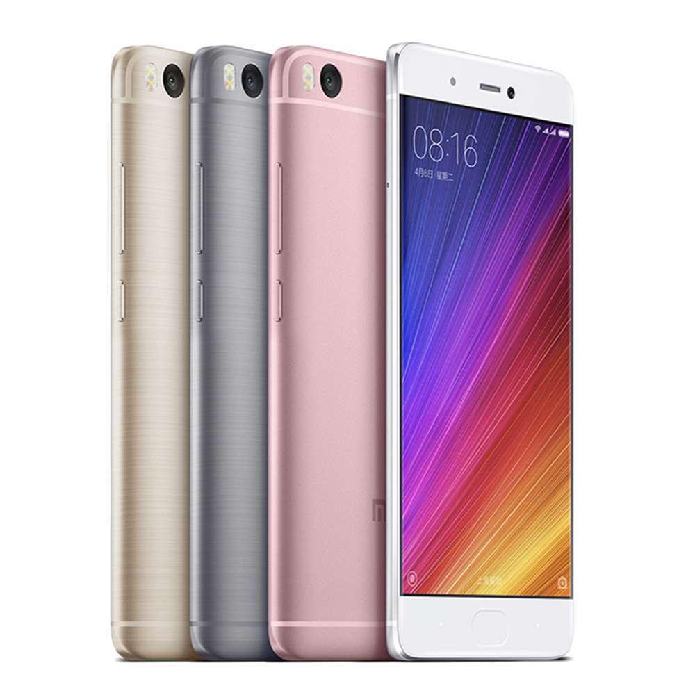 Xiaomi Mi5S цвет