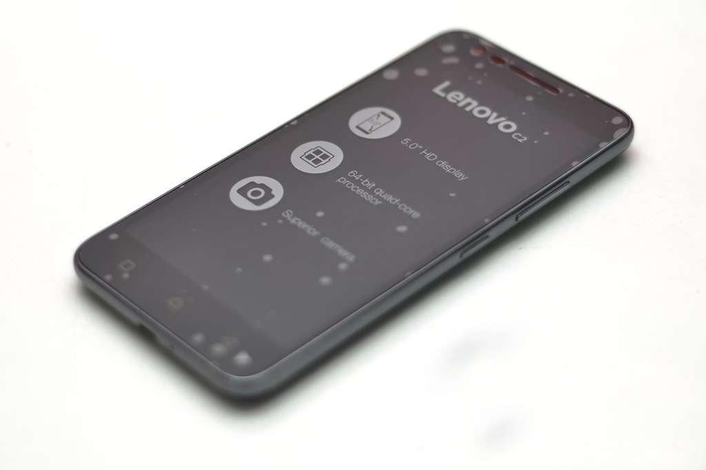 Lenovo Vibe C2 Power дисплей