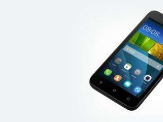 Обзор Huawei Y5C