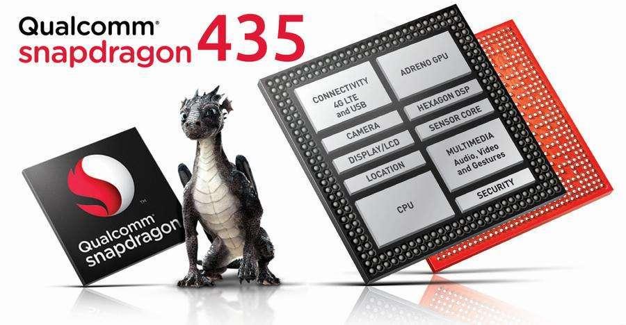 Qualcomm Snapdragon 435