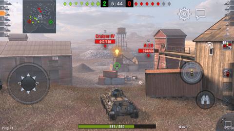Huawei P10 plus игра World of Tanks