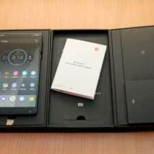 Xiaomi Mi Mix комплектация