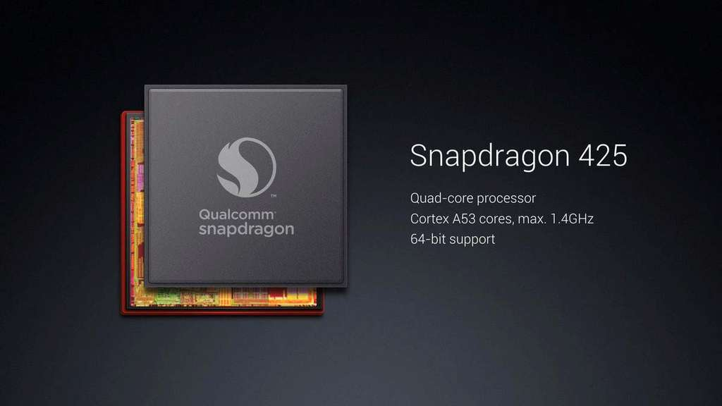 Процессор Qualcomm Snapdragon 425