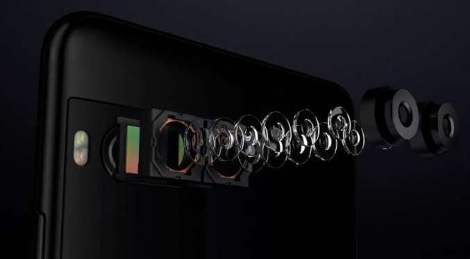 оптический модуль Meizu Pro 7