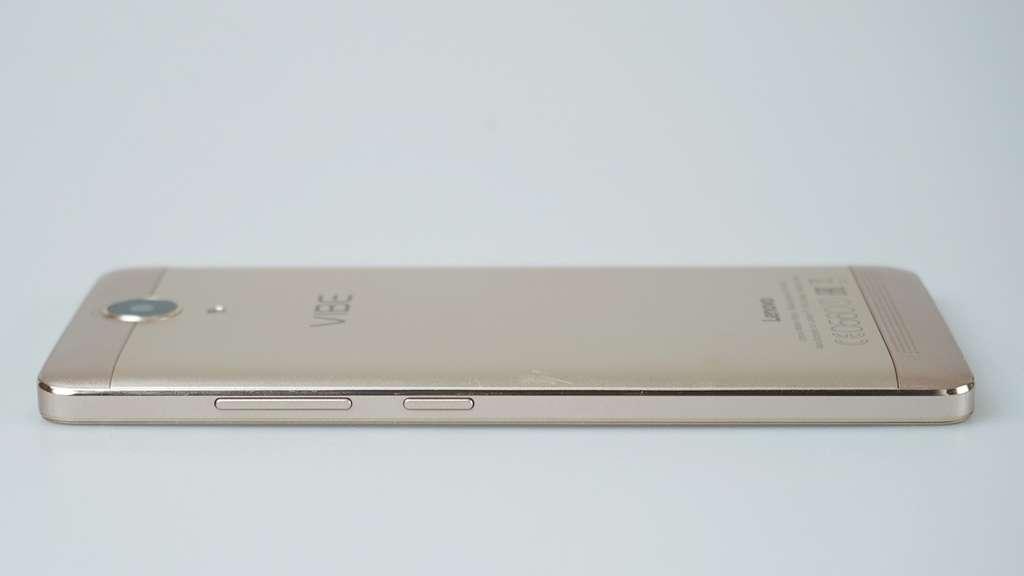 Lenovo K5 Note правая боковая панель