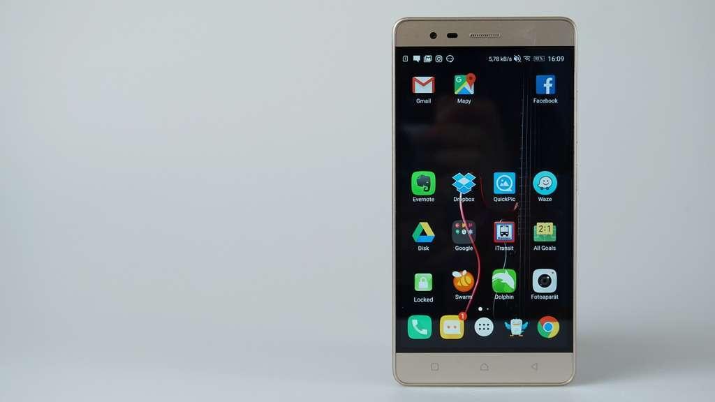 Lenovo K5 Note дисплей
