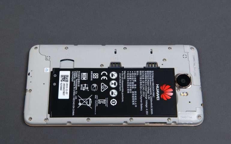 Huawei Y6 Pro батарея