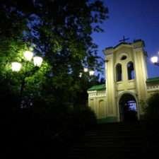 OnePlus One - фото в темное время суток