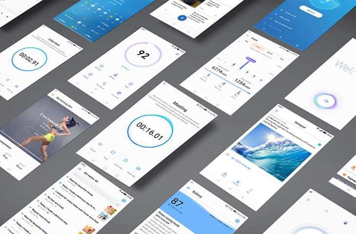 Emotion UI 5.0