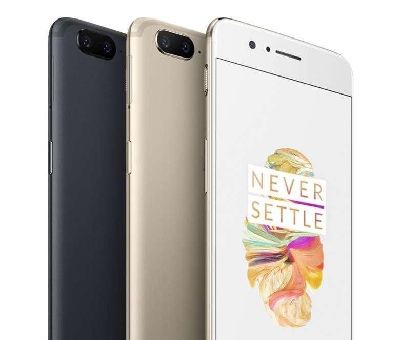 OnePlus 5 внешний вид