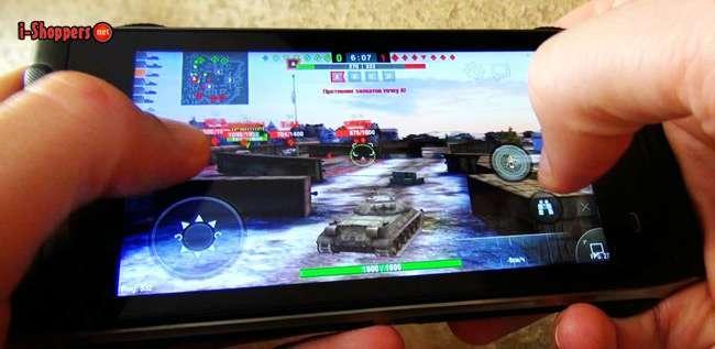 HomTom HT20 игра World of Tanks