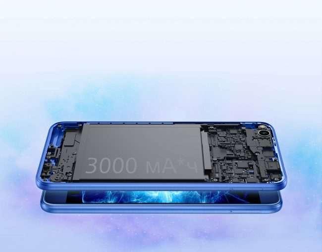 Huawei Honor 8 Lite батарея