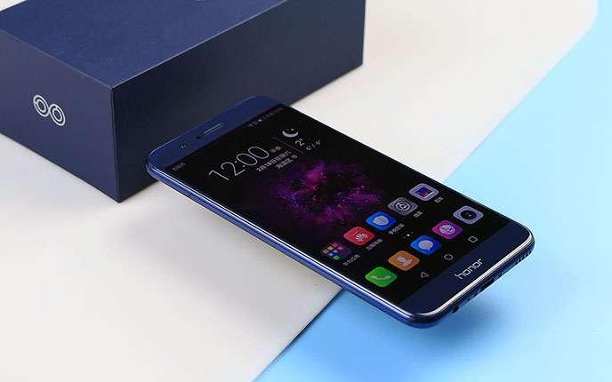Коробка Huawei Honor V9
