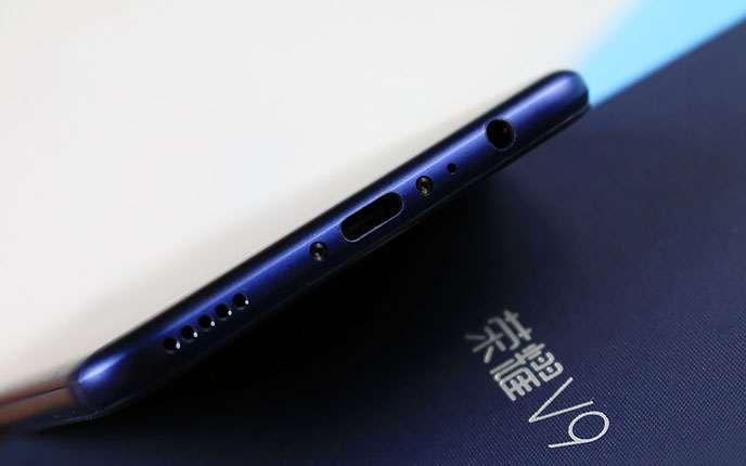 Динамик Huawei Honor V9