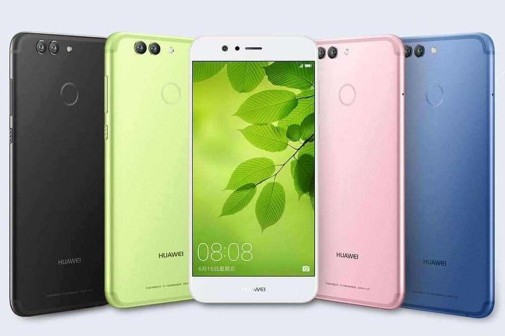 Huawei Nova 2 Plus дизайн