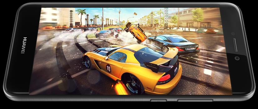 Huawei P8 Lite производительность