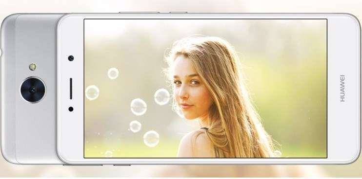 Huawei Y7 основная камера