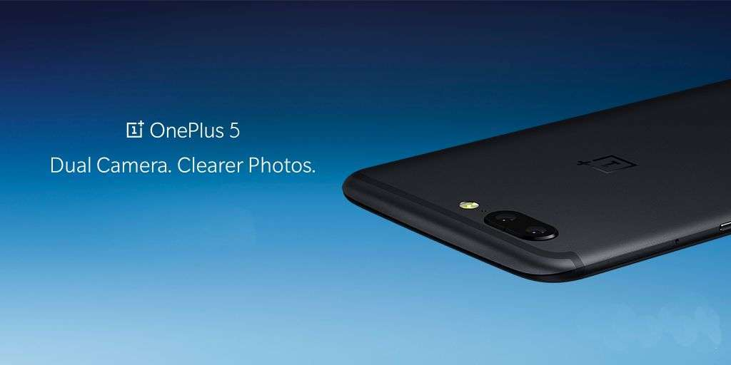 OnePlus 5 камера