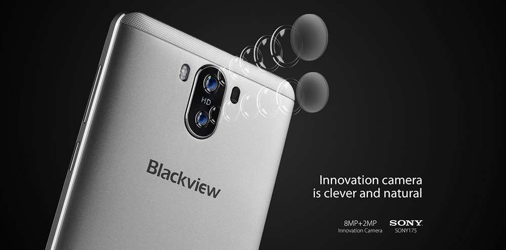 Blackview R6 Lite камера