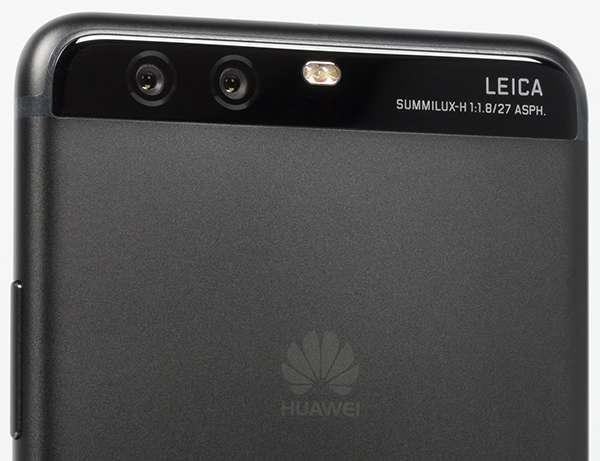 Huawei P10 plus основная камера