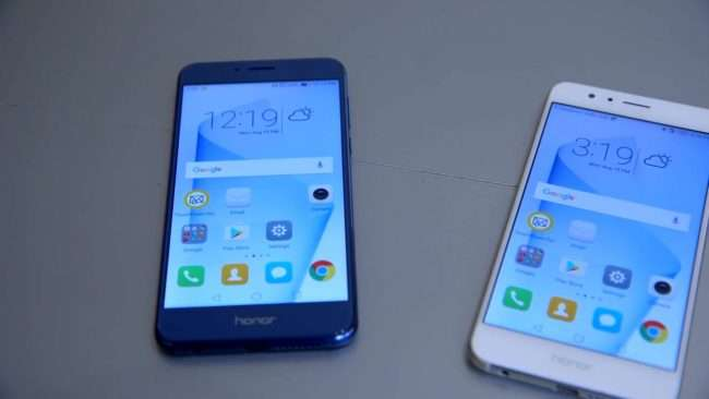 Huawei Honor 8 Lite дисплей